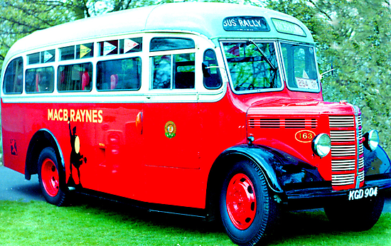 MacBraynes Bus by oulgundog