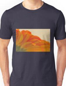 Orange Gerbera Daisy 2, As Is Unisex T-Shirt
