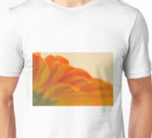 Orange Gerbera Daisy 2, As Is Unisex T-Shirt