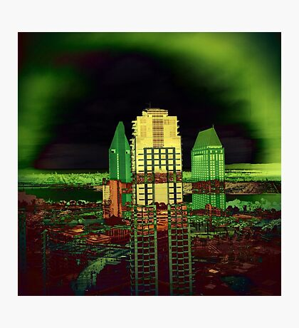 3580 Urban Photographic Print