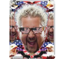 GUY AMERICA iPad Case/Skin
