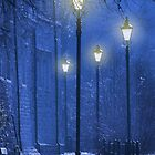 Floodlights by Chas Bedford