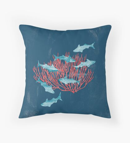 marittimo Throw Pillow