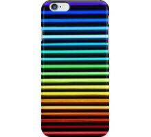 Regenbogen Nasen  iPhone Case/Skin