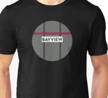 BAYVIEW Subway Station Unisex T-Shirt