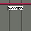 BAYVIEW Subway Station by Daniel McLaren