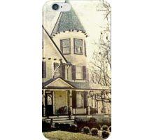 Northport Village Victorian iPhone Case/Skin