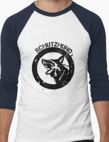 Schutzhund Men's Baseball ¾ T-Shirt