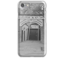 Echuca, Victoria iPhone Case/Skin