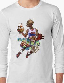 Face Slam Long Sleeve T-Shirt