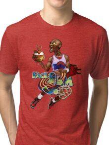 Face Slam Tri-blend T-Shirt