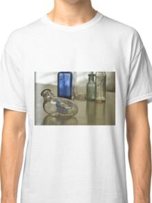 Old Medicine Bottles, As Is Classic T-Shirt