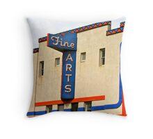 Fine Arts Throw Pillow