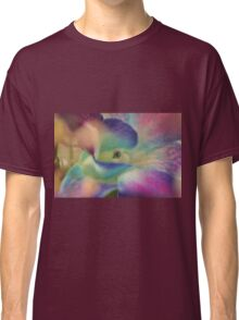 Purple Flower, As Is Classic T-Shirt