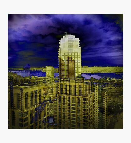 3542 Urban Photographic Print