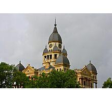 Denton History Photographic Print