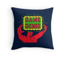 Game Genie Throw Pillow
