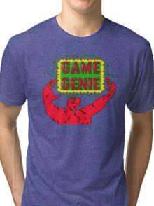 Game Genie Tri-blend T-Shirt