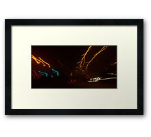 Light+Motion 2 Framed Print