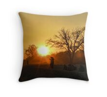 Dreaming of Twilight Throw Pillow