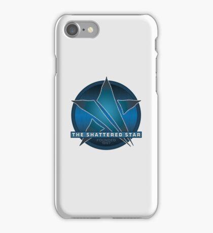 The Shattered Star Emblem iPhone Case/Skin