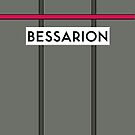 BESSARION Subway Station by Daniel McLaren