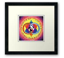 Shechina (Divine Feminine) Framed Print