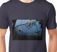 Deep In The Blue Water Unisex T-Shirt
