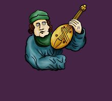 Medieval Musician- Lute T-Shirt