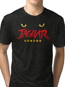 Atari Jaguar Retro Classic Tri-blend T-Shirt