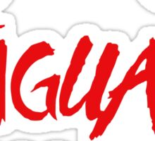 Atari Jaguar Retro Classic Sticker