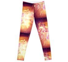 3538 Abstract Leggings