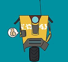 Thumb's Up From Claptrap! by L. O'Hara