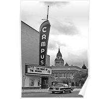 Denton Campus Theater Poster