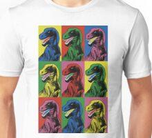 Dinosaur Pop Art Unisex T-Shirt
