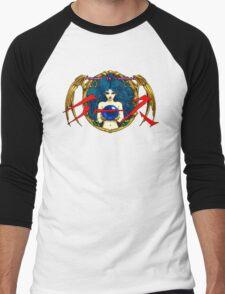 Ys Ancient Vanished Omen Men's Baseball ¾ T-Shirt