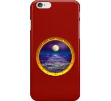 through the porthole iPhone Case/Skin