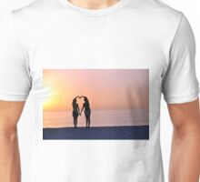 Heart Silhouette Unisex T-Shirt