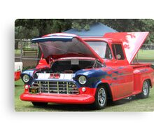1957 Chevy Pickup - Classic Cruiser Metal Print