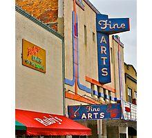 Downtown Fine Arts Photographic Print