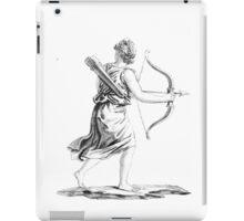 Archer Female iPad Case/Skin