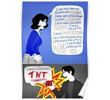 I Wish I Had More TNT Poster
