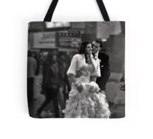 A Glimpse of Intimacy Tote Bag
