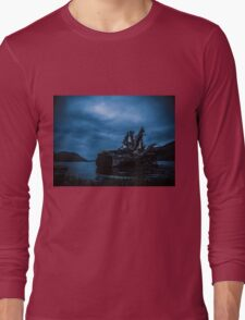 Night Fell Long Sleeve T-Shirt