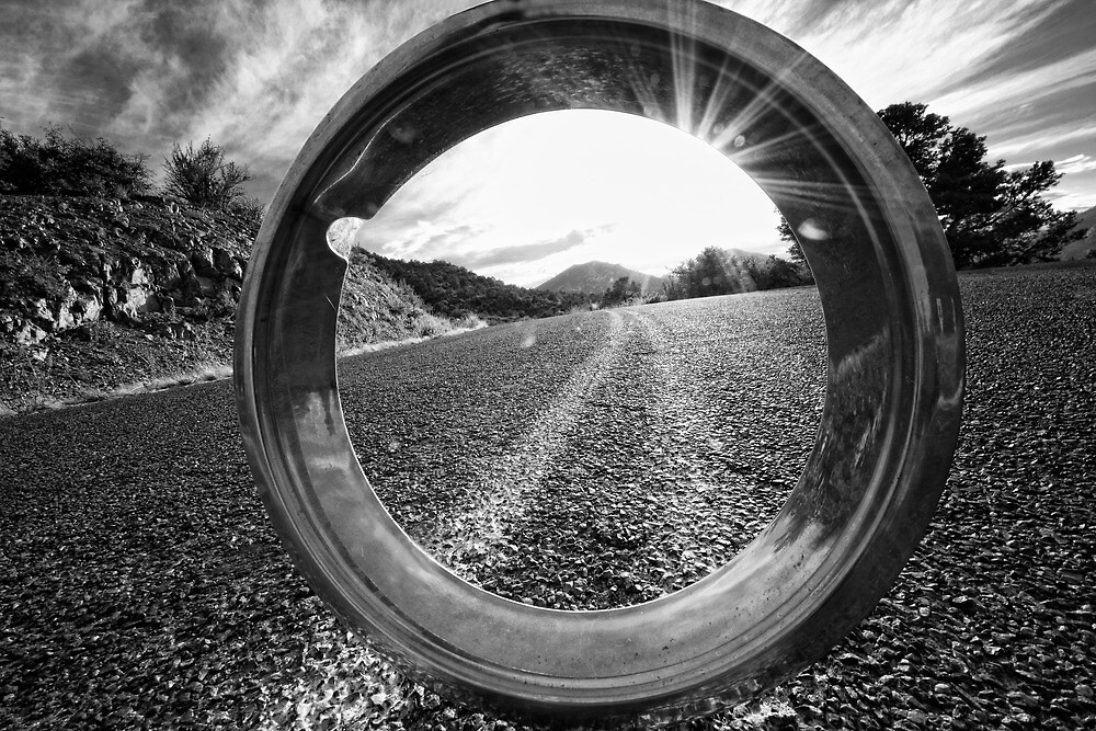 Look Ma, No Tires! by Bob Larson