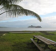 Hilo Bayfront by ronholiday