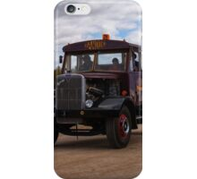 Banoon Electric Light Co. Truck iPhone Case/Skin