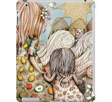 Beach Picnic iPad Case/Skin