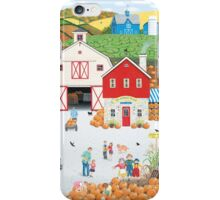 The Harvest Moon iPhone Case/Skin