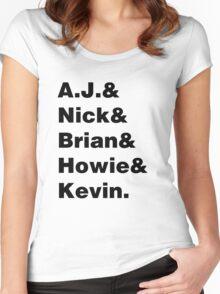 Backstreet Women's Fitted Scoop T-Shirt